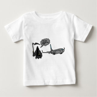 funny grim reaper baby T-Shirt