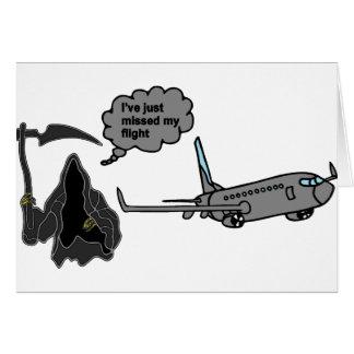 funny grim reaper card