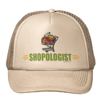 Funny Grocery Shopping Cap