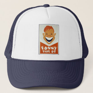 Funny guy Vintage Trucker Hat