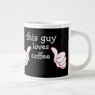 Funny Guys Jumbo Coffee Cup
