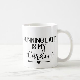 Funny Gym Quote Coffee Mug