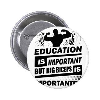 Funny Gym Sayings 6 Cm Round Badge