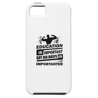 Funny Gym Sayings iPhone 5 Case