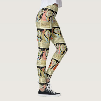 Funny Halloween Collage Popular Fashion Yoga Leggings