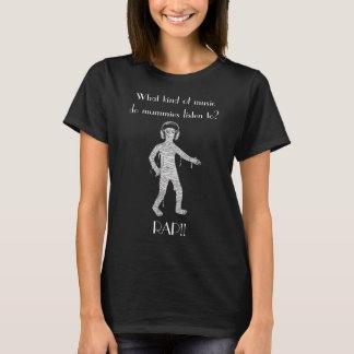 Funny Halloween Mummy Joke T-shirt