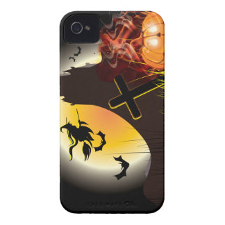 Funny Halloween Party Blackberry Case  Case