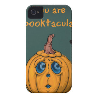 Funny Halloween Spooky iPhone 4 Case-Mate Case