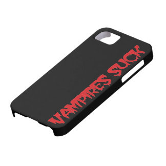 Funny Halloween Vampires Suck Case For The iPhone 5