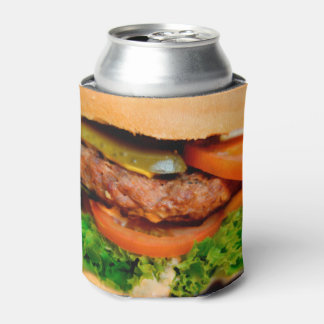 Funny Hamburger Cheeseburger All Over Print Food