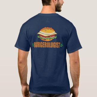 Funny Hamburger T-Shirt