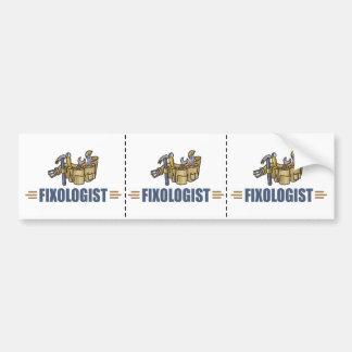 Funny Handyman Bumper Sticker