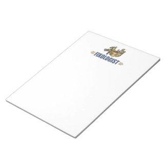 Funny Handyman Notepad