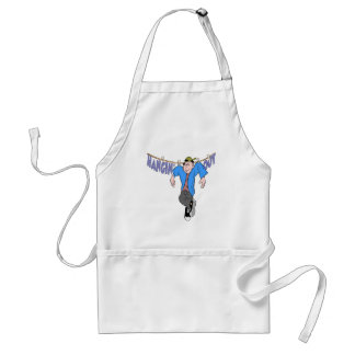 Funny Hanging Out T-shirts Gifts Standard Apron
