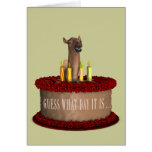 Funny Happy Birthday Camel