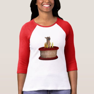 Funny Happy Birthday Camel T-Shirt