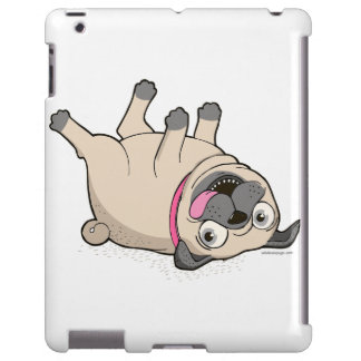Funny Happy Goofy Pug