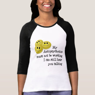 Funny Happy Pills Shirt