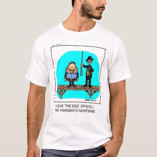Funny Hard Boiled Western Humor Tee Shirt