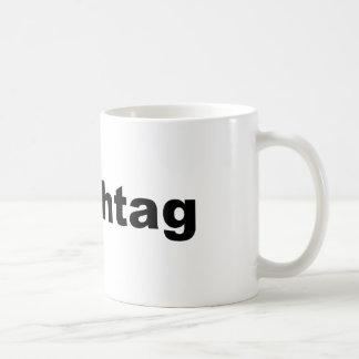 Funny Hashtag Coffee Mugs
