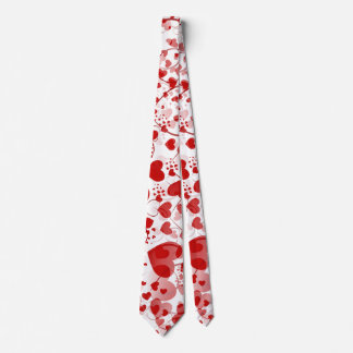 Funny Heart Pattern VII + your ideas Tie