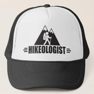 Funny Hiking Trucker Hat