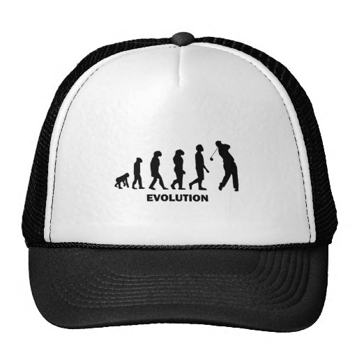 Funny hilarious golf mesh hat