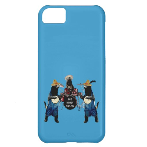 Funny Honey Badger iPhone 5C Cover
