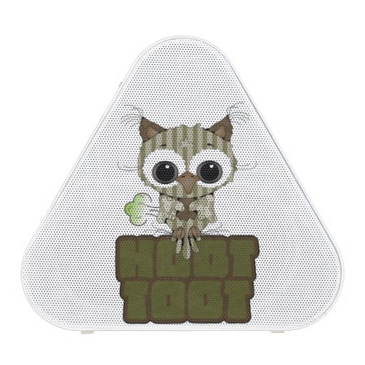 Funny Hoot Toot Cute Farting Owl Speaker