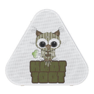 Funny Hoot Toot Cute Farting Owl Speaker