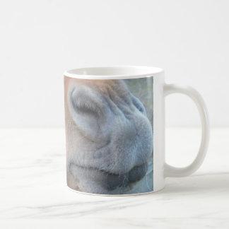 Funny Horse Basic White Mug