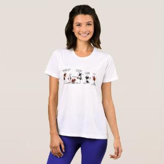 Funny Horse Carrot Cake T-Shirt