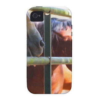 Funny Horse Vibe iPhone 4 Case