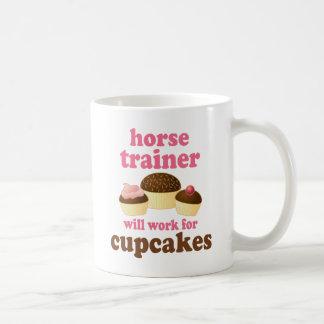Funny Horse Trainer Coffee Mug