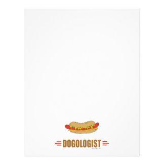 Funny Hot Dog 21.5 Cm X 28 Cm Flyer