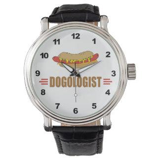 Funny Hot Dog Watch
