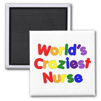 Funny Humorous Nurses : World's Craziest Nurse Fridge Magnets