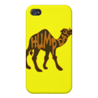 Funny Hump Day with Camel Case For iPhone 4