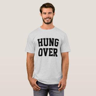 Funny Hungover men's shirt