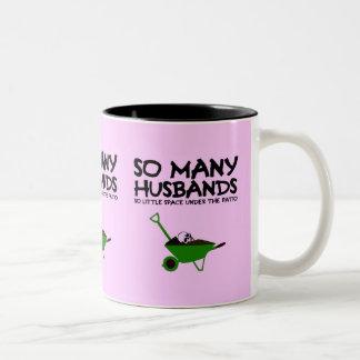 Funny husband mug