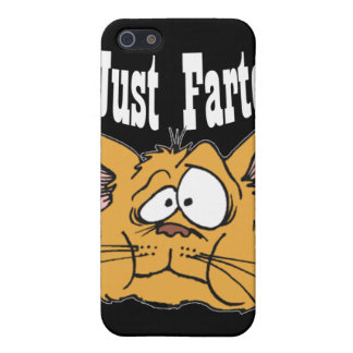 Funny I Just Farted Rude Gifts iPhone 5 Case