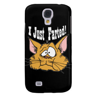 Funny I Just Farted Rude Gifts Samsung Galaxy S4 Case