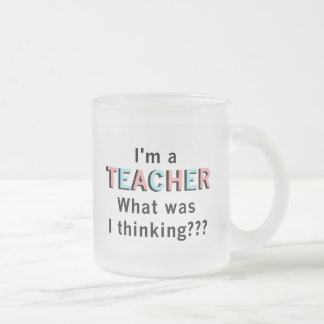 Funny I m a Teacher Tshirts and Gifts Coffee Mugs