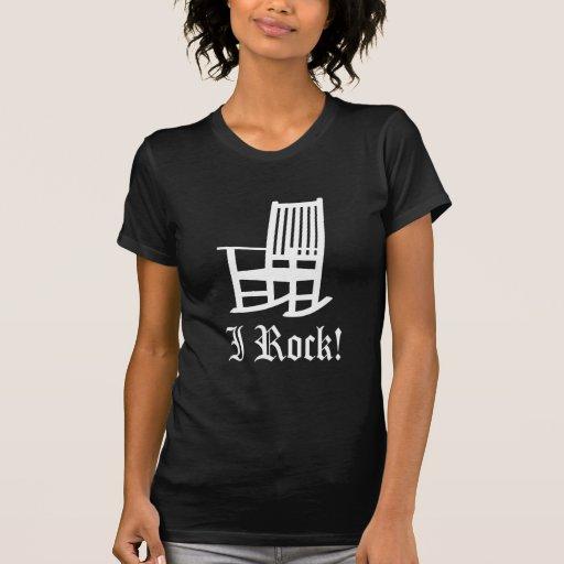 Funny! I ROCK Rocking Chair T Shirt