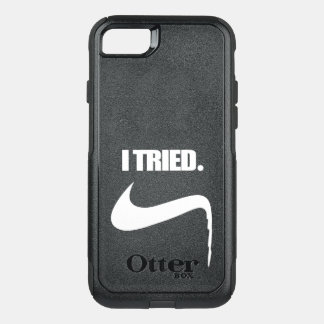 Funny I Tried and Failed OtterBox Commuter iPhone 8/7 Case