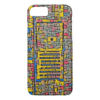 Funny Impressionism iPhone 8/7 Case