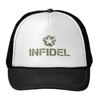 Funny Infidel Cap