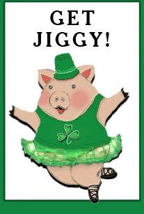 Funny Irish Birthday Card