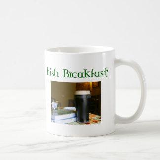 Funny Irish Breakfast Irish Beer lovers gear Coffee Mugs