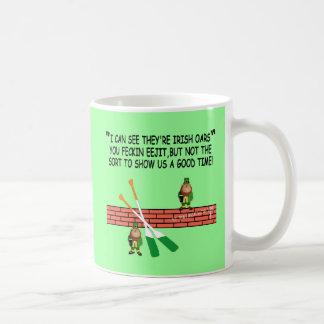 Funny Irish leprechauns Coffee Mug
